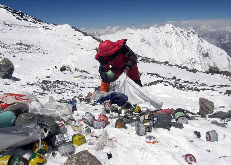 Fuldokló Himalája